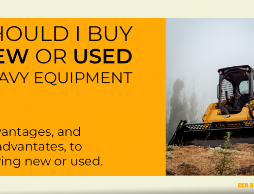 Should I Buy Used or New Heavy Equipment?