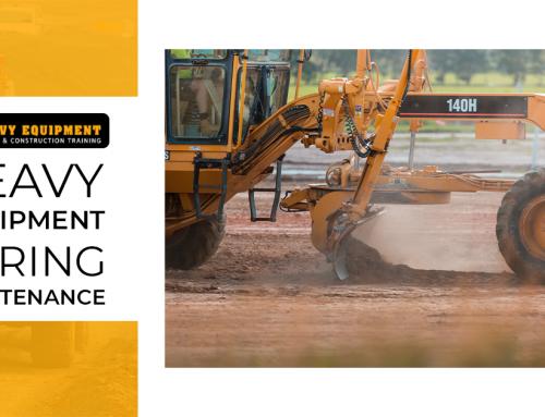 ECR's Guide to Heavy Equipment Spring Maintenance