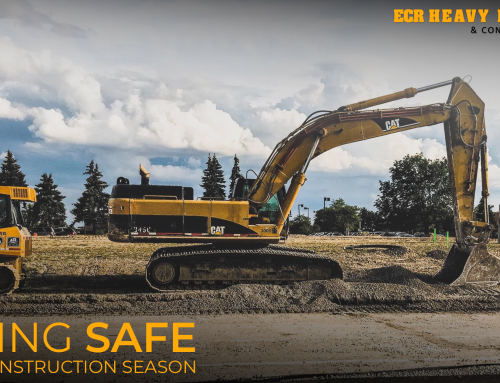 Staying Safe During Construction Season
