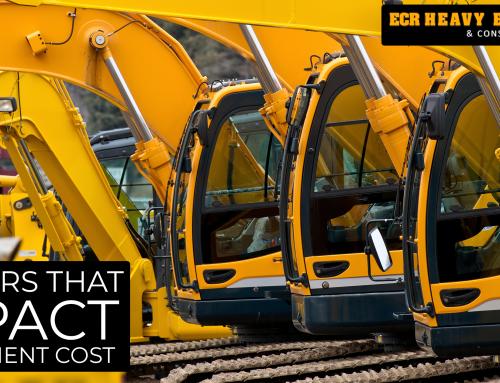 Factors That Impact Equipment Cost