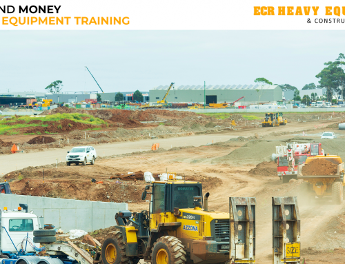 Save Time And Money With Heavy Equipment Training
